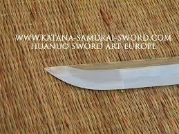 Tamahagane Kitchen Knives Tamahagane Pine Tree Katana Huanuo Forge