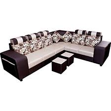 6 seat sectional sofa funterior 6 seater l shape sectional sofa set puffy dark brown