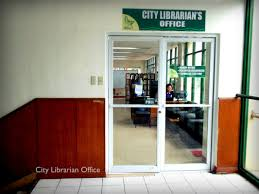 Library Office by City Librarian U0027s Office Marikina City Library