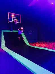 and glow jump n glow is a great weekend activity for kids and