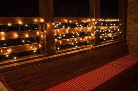 deck hanging string lights med home design posters