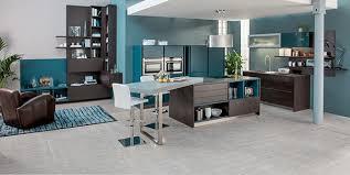 cuisine et couleurs les couleurs à associer avec une cuisine aménagée et ouverte en