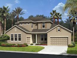 Ryland Homes Orlando Floor Plan by Hamilton Floor Plan In Waterside Pointe Signature Calatlantic Homes