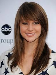 cute hairstyles for round faces and long hair short hairstyles for women with round faces and thin hair