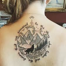 39 literary tattoo inspired by young novels that prove ya