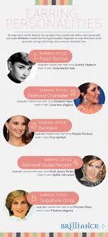 hepburn earrings what is your earring personality