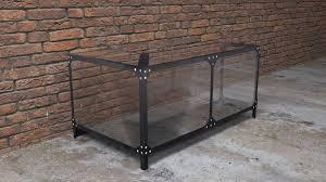 Display Case Coffee Table by Vintage Industrial Display Case U2013 Model Cpt28 U2013 Vintage