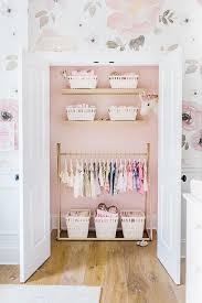baby on the shelf touring monika hibbs s oh so sweet blush pink nursery blush pink
