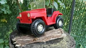 russian jeep ww2 vintage toy jeep car vezdehod 4x4 plastic battery operated ussr