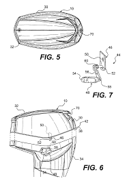 patent us7163428 outboard engine cowling google patents