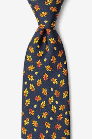 thanksgiving ties fall color neckties for the holidays ties