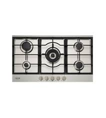 Westinghouse 5 Burner Gas Cooktop Euro Valencia Cooktop 90cm 5 Burner Gas Central Wok One U0027touch