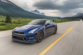 nissan skyline 2015 blue epic drives exploring alberta canada in a 2015 nissan gt r