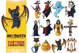 Halloween Graphic by Pixaroma Halloween Graphics Bundle 90 Discount On Behance