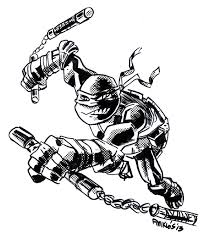 ninja turtles coloring pages donatello pr energy