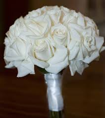 White Rose Bouquet White Rose Wedding Bouquet Wedding Bouquets White Rose Bridal