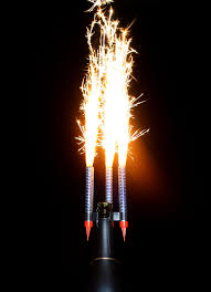 candle sparklers bottle sparklers cake sparklers 4 pack for bottle service and