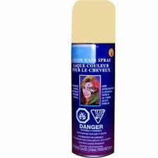 blonde temporary spray in hair color walmart com
