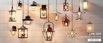 Barn Lighting Fixtures Lighting Light Fixtures Pottery Barn