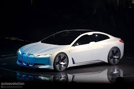 future bmw concept bmw i vision dynamics previews a future tesla model 3 hunter