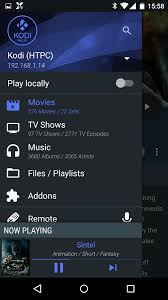 xbmc apk android yatse the kodi xbmc remote for android free and