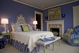 Purple And Orange Bedroom Decorating The Bedroom With Green Blue And Purple