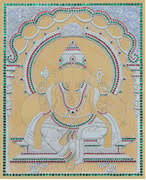 learn tanjore painting