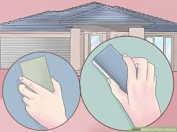 paint the house how to paint a house 12 steps with pictures wikihow