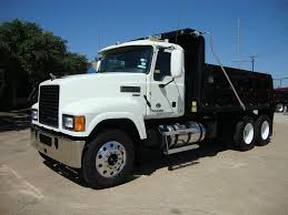 mack dump trucks for sale
