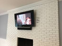 tv installation home automation smart home home speakers
