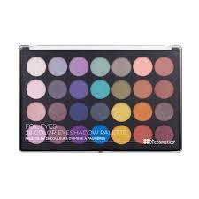foil eyes 28 color eyeshadow palette bh cosmetics