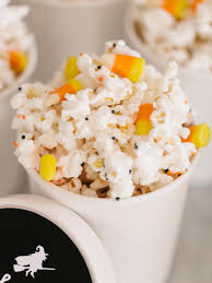 popcorn for halloween 7 almost too spooky food ideas for halloween hgtv u0027s decorating