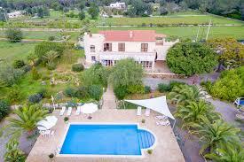 villa ibiza garden rental rural villa in ibiza santa eulalia