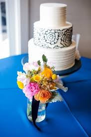 wedding cakes charleston sc simple black white wedding cake by wildflour pastry colorful