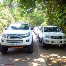 isuzu dmax 2006 isuzu d max v cross official review page 4 team bhp