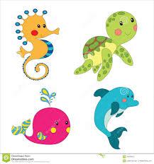 free sea creature clipart clipart collection sea animals