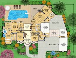 mansion plans floor plan luxury home design mansion plans floor plan house als
