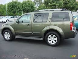pathfinder nissan 2005 nissan pathfinder le 4x4 in canteen green metallic photo 5