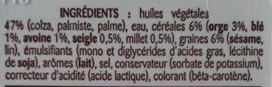 cuisine st hubert st hubert 5 céréales doux tartine cuisine 50 mg 225 g