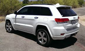 white jeep grand 2014 2015 jeep grand srt8 for sale auto speed
