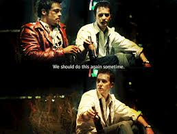 Fight Club Memes - 4 reasons why fight club is the exact opposite of crossfit dick
