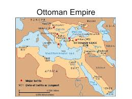 Map Of Ottoman Empire 1500 Maps Ancient And History