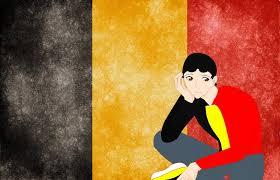 Belgia Flag Hm Csf Belgium Flag Background By Abthebutterfly On Deviantart