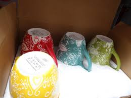 laurie gates mistral ceramic mug set