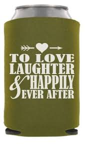 cheap wedding koozies 162 best wedding quote designs images on coolers one