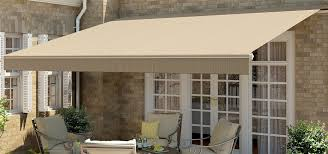 Motorized Awning Graber Motorized Awnings By Sunsetter Motorized Awnings