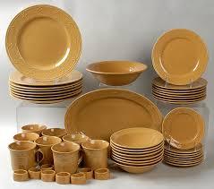 jcpenney firenza dijon mustard 50 set at replacements ltd