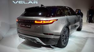 land rover velar blue land rover range rover velar will be revealed at the new york auto