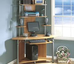 Corner Tower Desk A Tower Corner Computer Desk Idea Tower Computer Desk