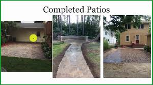 laying a paver patio how to build a paver patio from start to finish step by step